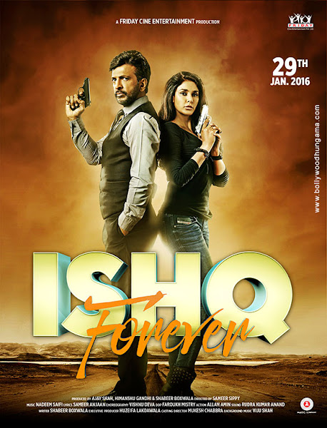 Ishq Forever (2016) Movie Poster No. 4