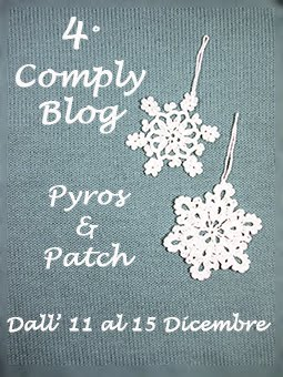 4° Compliblog - Pyros & Patch