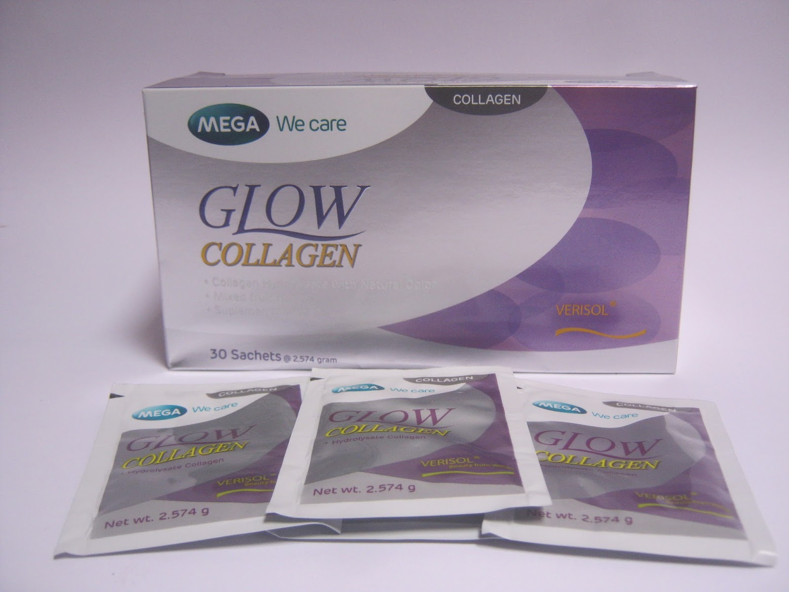 Glow Collagen, Mengurangi Kerutan Hingga Melembabkan Kulit