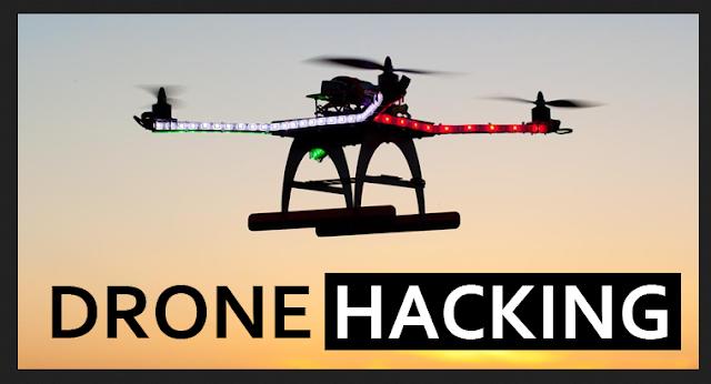 Terungkap, Ini Alat Yang Di Gunakan Oleh Para Hacker Untuk Meretas Drone.