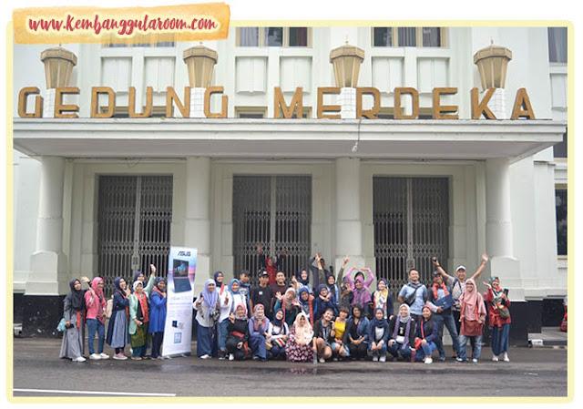 asus zenbook blogger gathering bandung