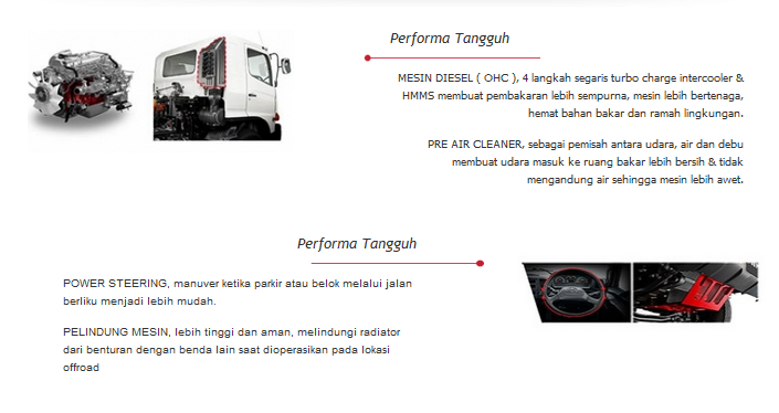 NEW RANGER HINO500 Series