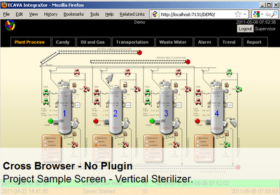 Free Web Based Online SCADA Software