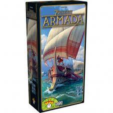 7th wonders armada boite