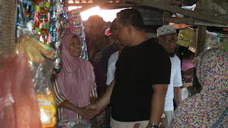 <b>Izzul Islam: Pasar Tradisional Itu Tidak Perlu Mewah, Terpenting Nyaman dan Bersih</b>