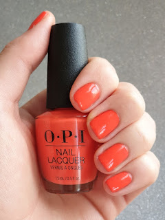 opi tokyo collection swatch