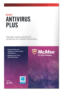 McAfee AntiVirus Plus Free Download 2017