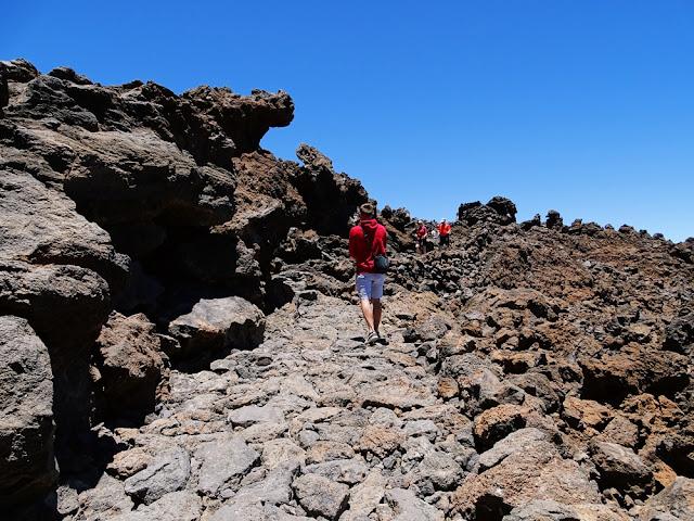 Teide szlaki