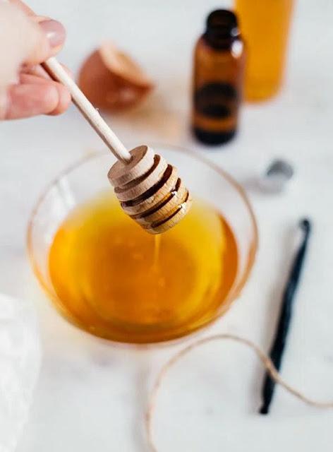 tác dụng của mật ong trong chu trình chăm sóc da