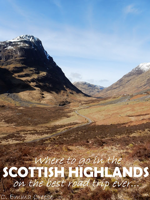 Where to go in Scotland - the best road trip ever Adventures of a London Kiwi