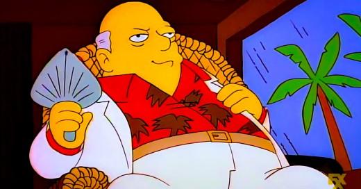 El #PanamáPapers ya lo habían predicho Los Simpson