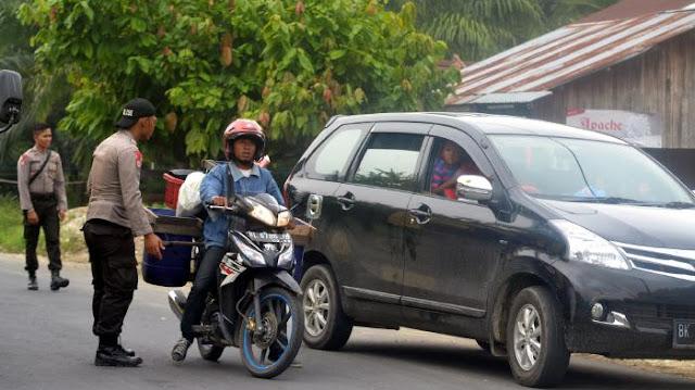 Malam Natal di Aceh Singkil, Dua Warga Diamankan Polisi