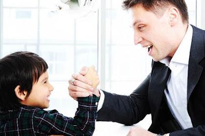 Dukungan Orang Tua Dalam Pendidikan anak