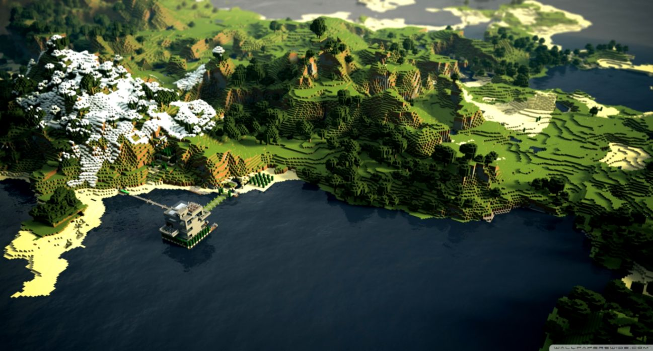 Hd Wallpapers Minecraft | my-sims-3-downloads