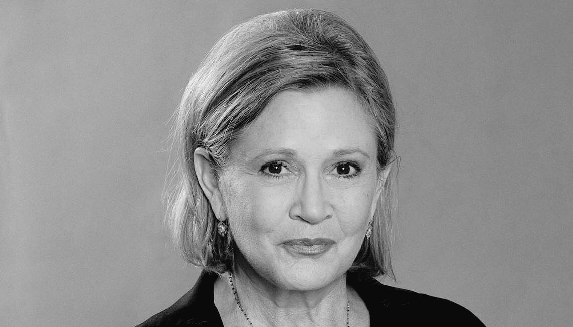 Carrie Fisher è morta: addio alla Principessa Leila di Star Wars