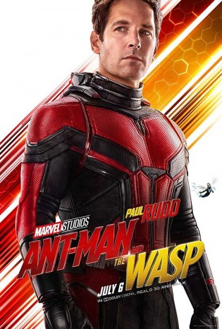 Ant-Man and the Wasp 2018 Dual Audio 720p BRRip 768Mb x264