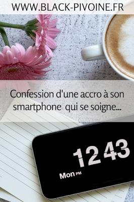 Confession d'une accro à son smartphone qui se soigne