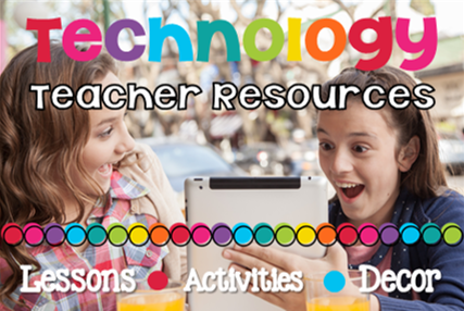 Brittany Washburn Technology Teacher Resources