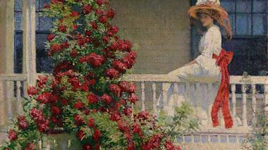 Movimiento de jardín e impresionismo americano. 'The artist's garden' en el Museo Florence Griswold