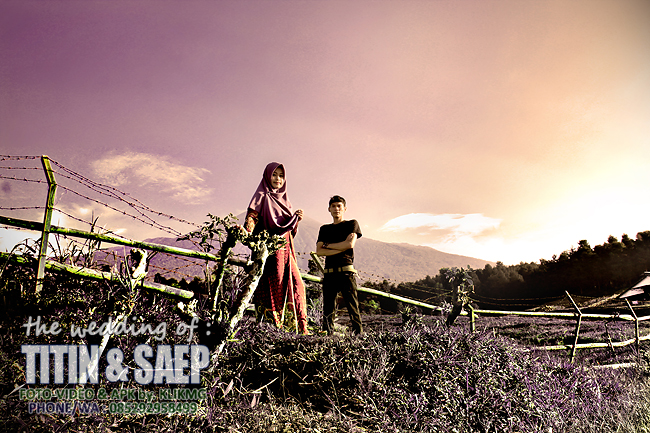 Prewedding TITIEN & SAEP - titinsaep.klikmg.com | Foto oleh Klikmg Fotografer Prewedding