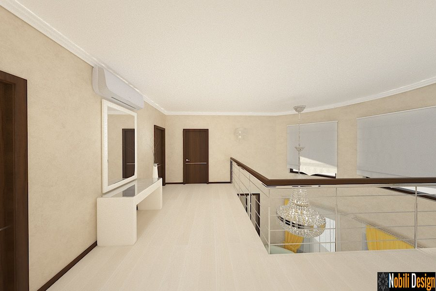 Design interior case moderne in Bucuresti