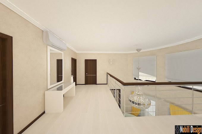 Design interior case vile moderne in Bucuresti-Design interior-Amenajari interioare