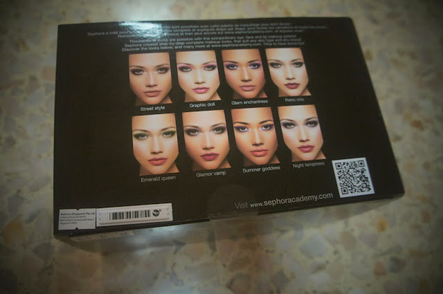 Makeup Academy Palette by Sephora