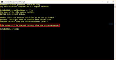 """Mengatasi Gagal Copy File """"Can't Read From The Source File Or Disk"""" Dan Penjelasan Lengkap"""
