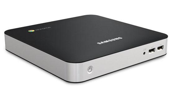 Samsung Chromebook and Chromebox