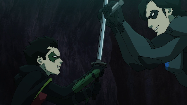Batman vs. Robin (2015) Full Movie [English-DD5.1] 720p BluRay ESubs Download