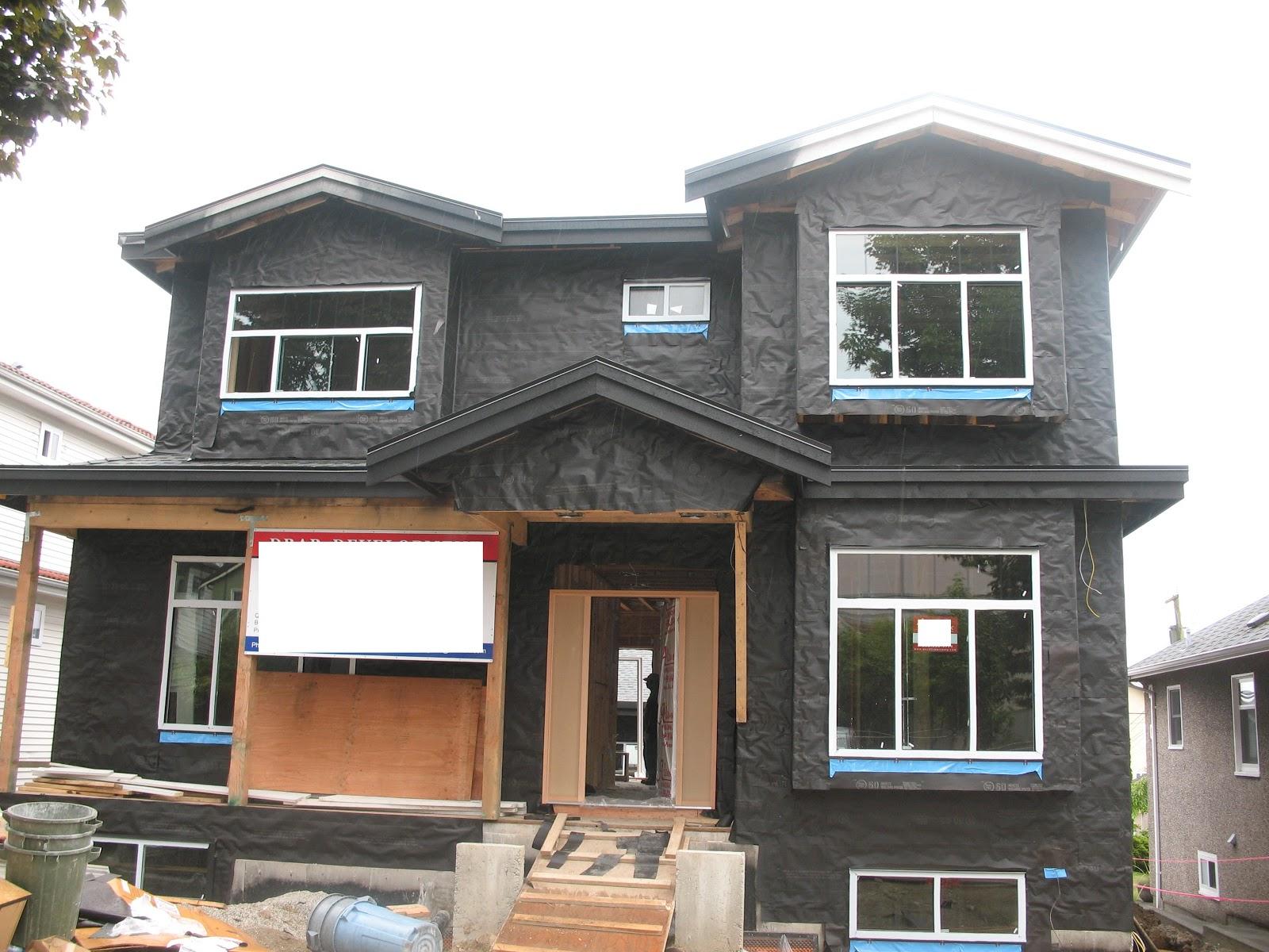 home sweet home june 28 more building paper and doors. Black Bedroom Furniture Sets. Home Design Ideas