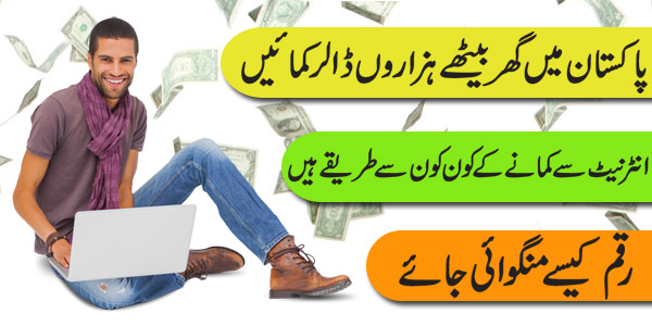 How to Earn Money in Pakistan? Urdu Book Chapter: 1