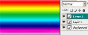 cara-membuat-efek-pelangi-gradasi-warna-pada-photo