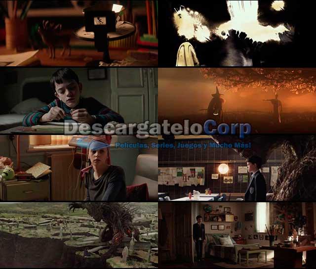 Un Monstruo Viene a Verme (2016) DVDRip Español Latino