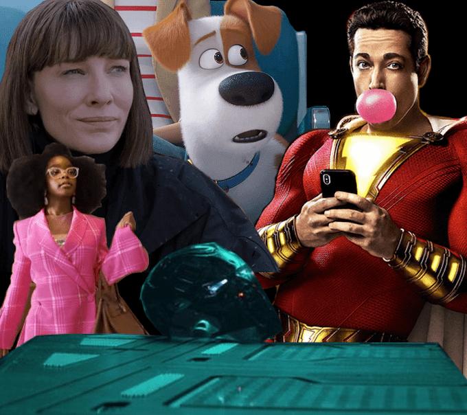 10 filmes para assistir em 2019