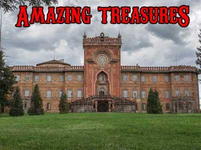 Amazing Treasures Solución
