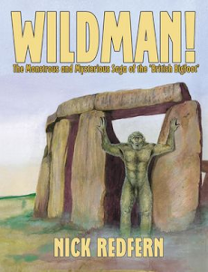 Wildman!, UK Edition, 2012: