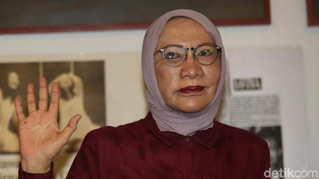 Prabowo Perintahkan Langsung Pemecatan Ratna Sarumpaet