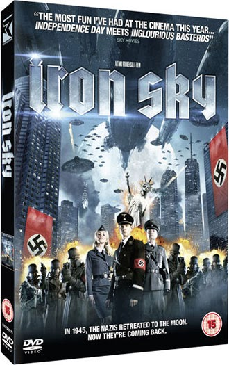 Iron Sky - BDRip - Audio Dual [Español - Ingles ] [MEGA]