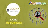 Lodha Group Recruitment