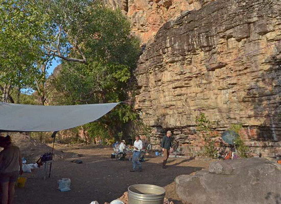 Laporan Penelitian Manusia Pertama Tiba di Australia 65.000 Tahun Lalu