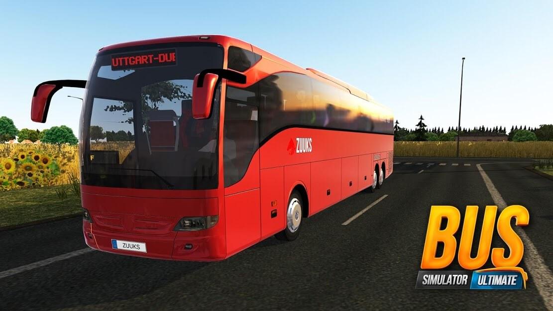 Bus Simulator : Ultimate APK MOD Compras Grátis 2021 v 1.5.2