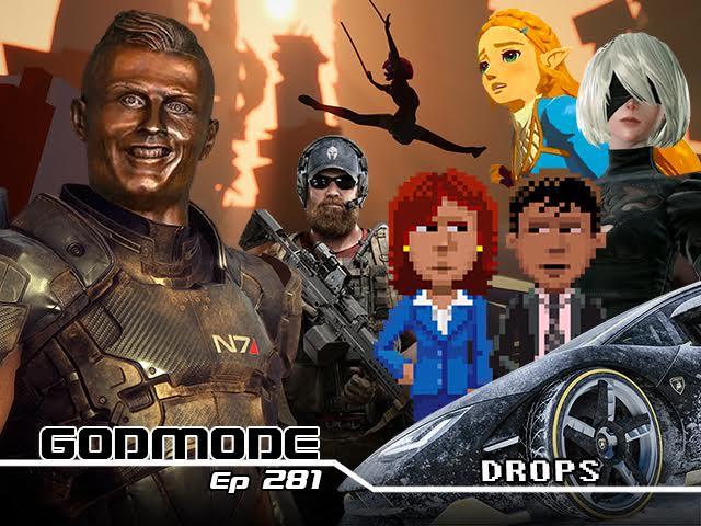 GODMODE 281 - DROPS