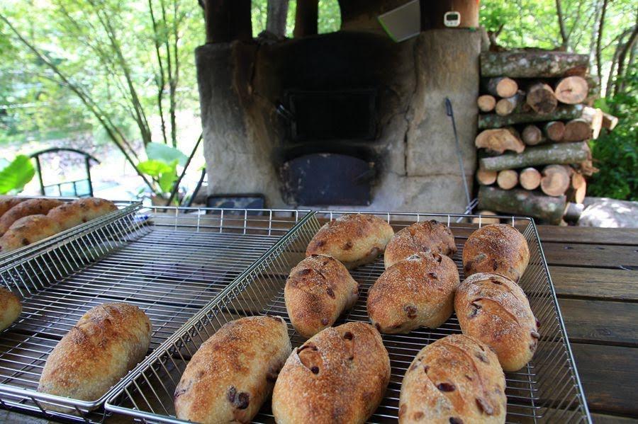 南投好食在-水里阿成窯烤麵包