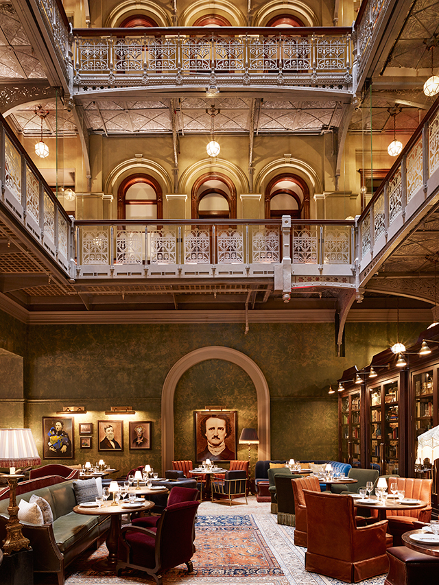 The Beekman, The Beekman Art Collection, Hotel Art