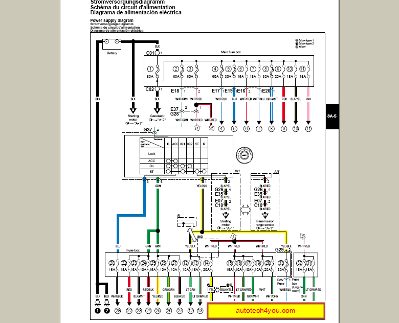 Suzuki Liana Service Manual