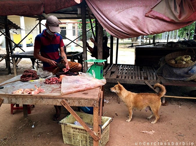 markets in cambodia
