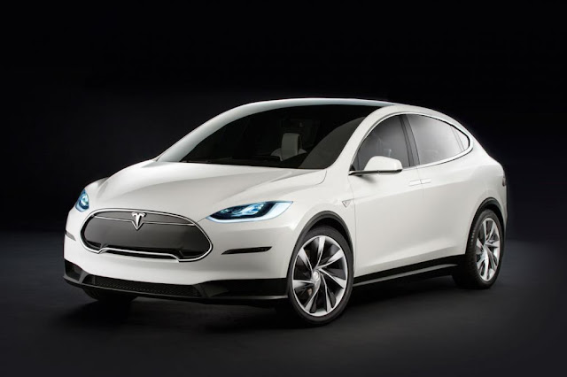 Introduce 2016 Tesla Model 3 electric newcar front view
