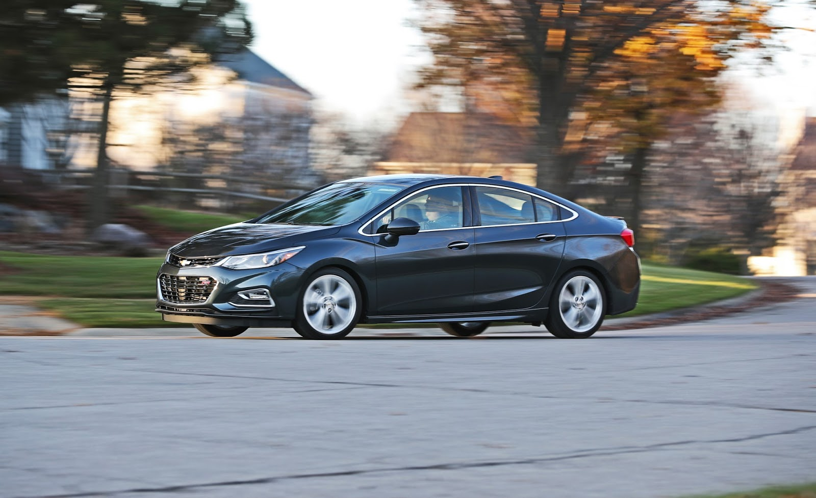 Chevrolet Cruze | All About Otomotif