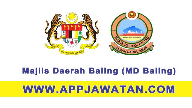 Majlis Daerah Baling (MD Baling)